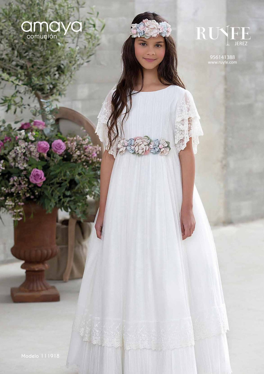 Vestidos comunion 2019 valencia