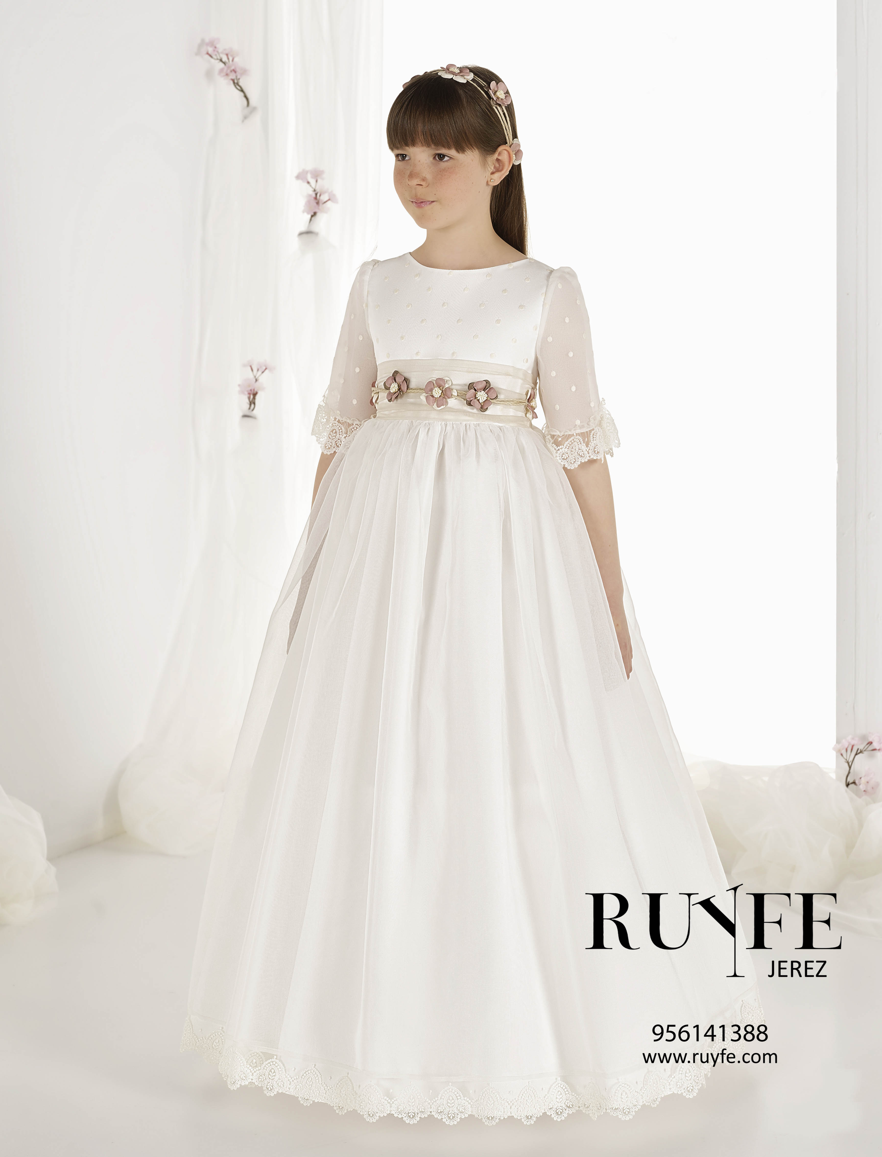 Ruyfe | OutLet | 5- COMUNION NIÑA | 9104