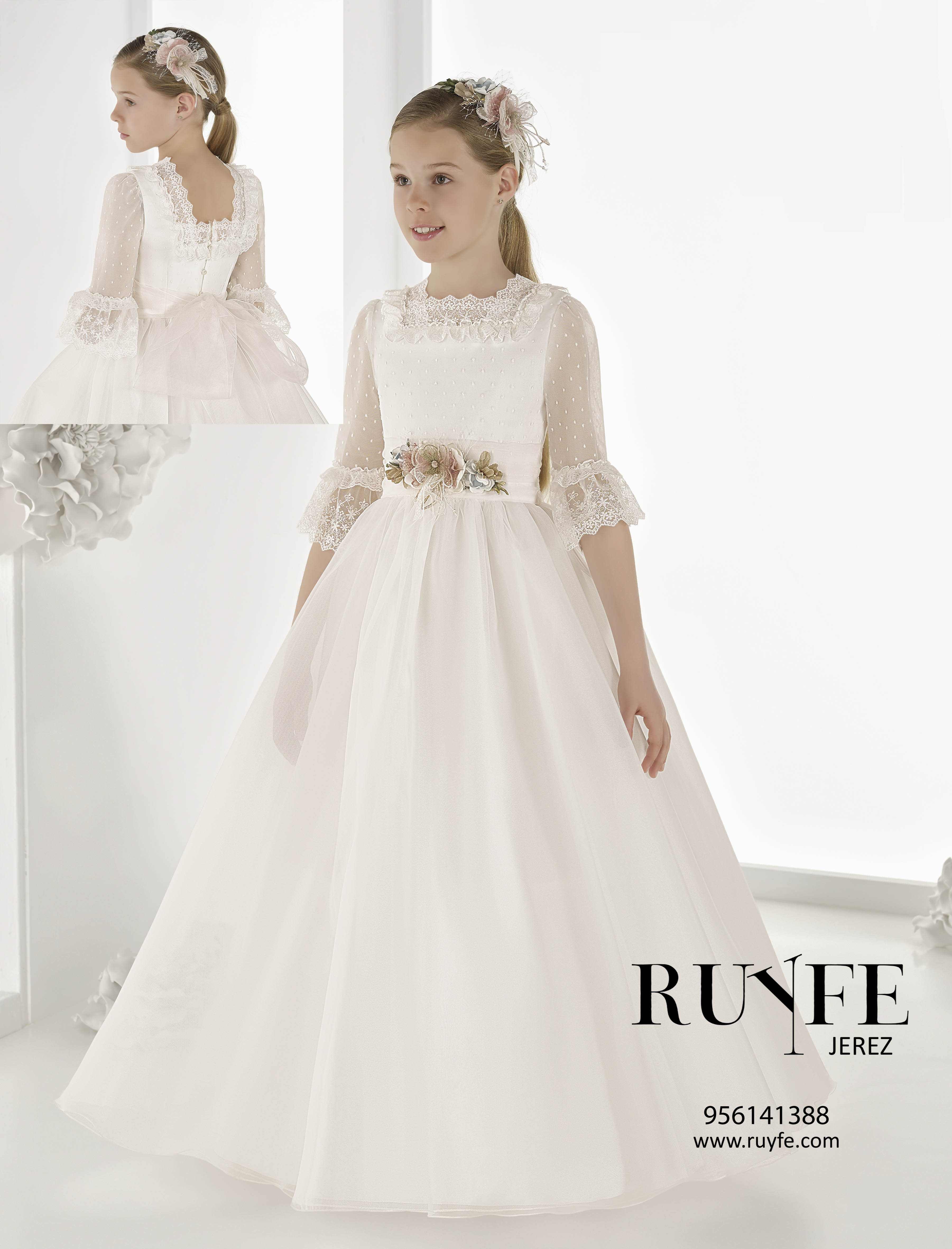 Ruyfe | OutLet | 5- COMUNION NIÑA | 9823
