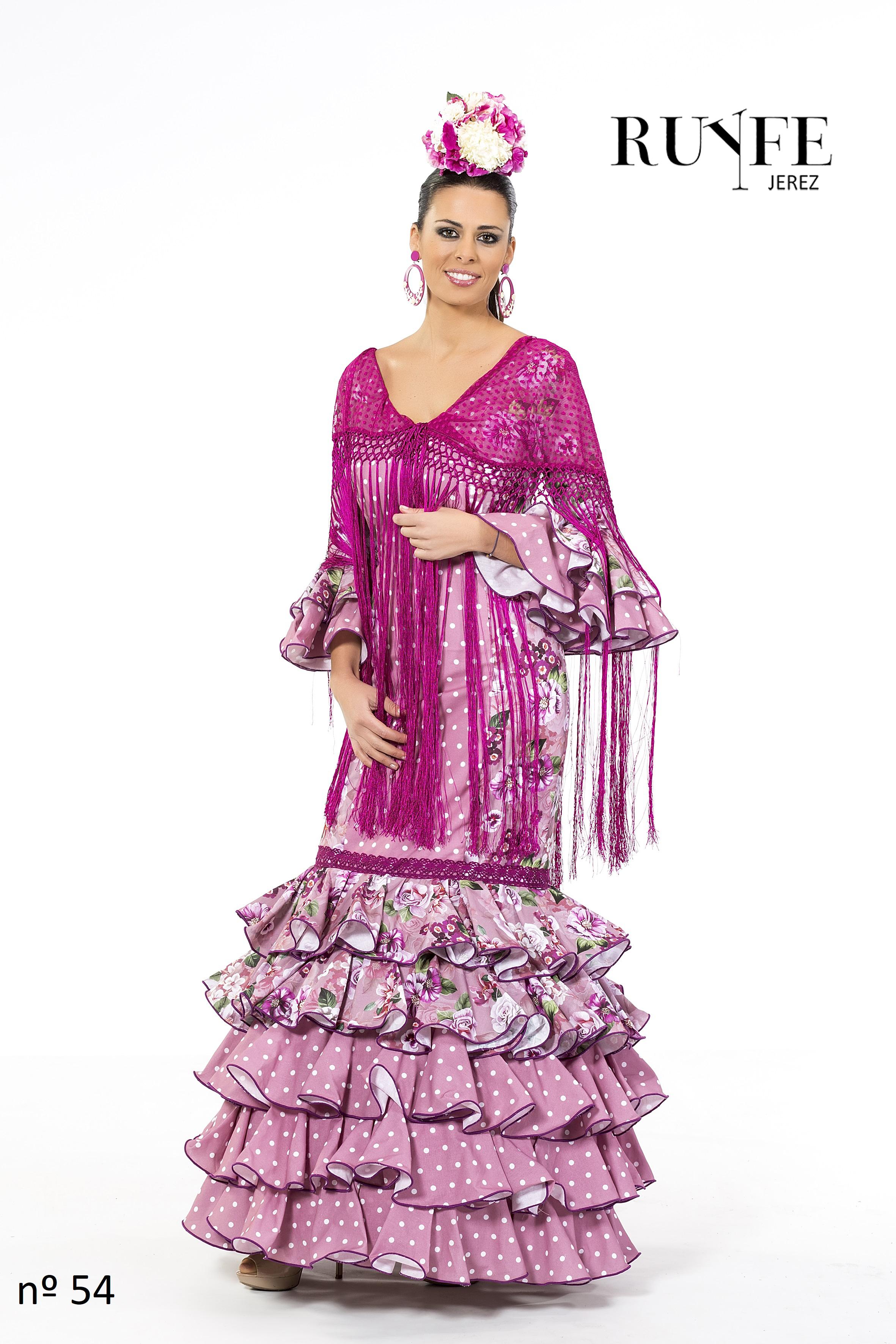 Anticuado Vestidos De Novia Flamenca Ideas Ornamento Elaboración ...