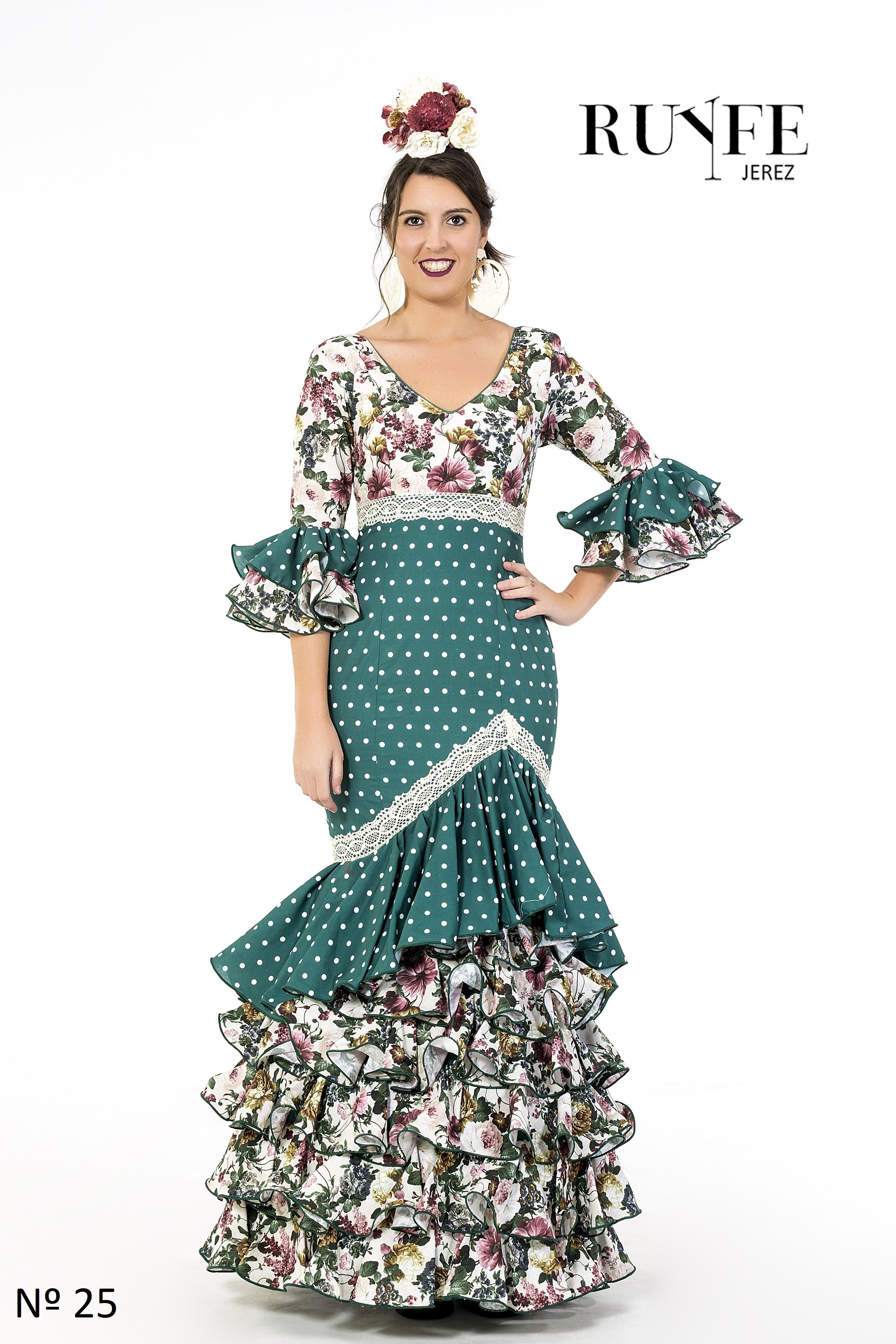 Ruyfe   trajes-de-flamenca   Ana Barroso   SAINETE