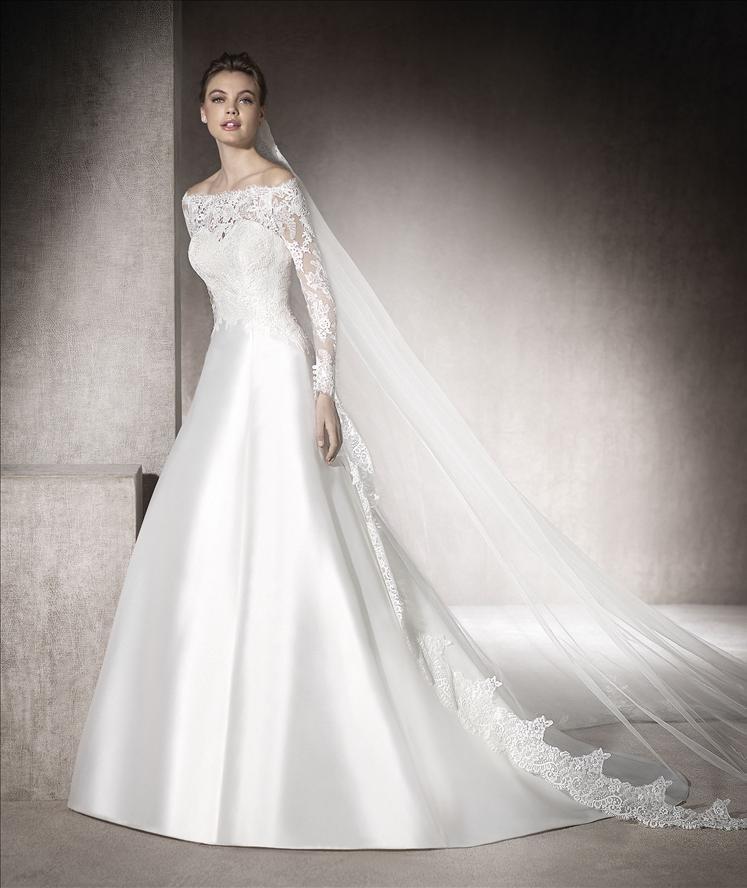 Vestido de Novia - St Patrick - Morena